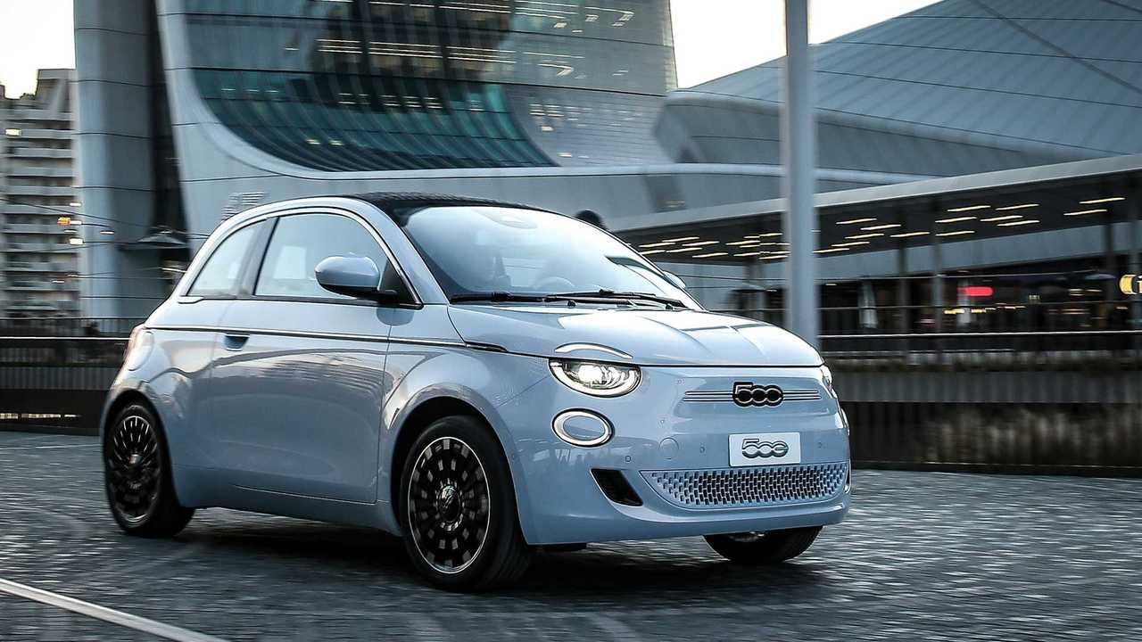 2020 Fiat 500e EV