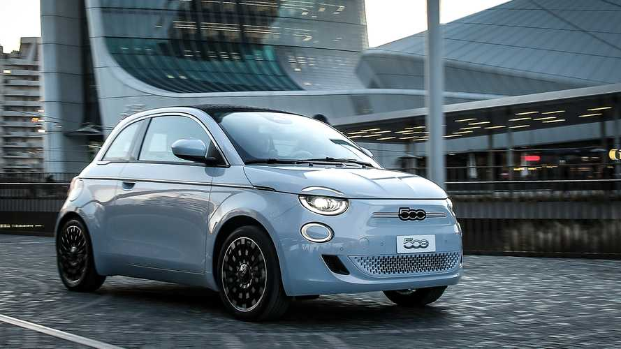 Fiat 500 Electric First Edition Is Almost Sold Out
