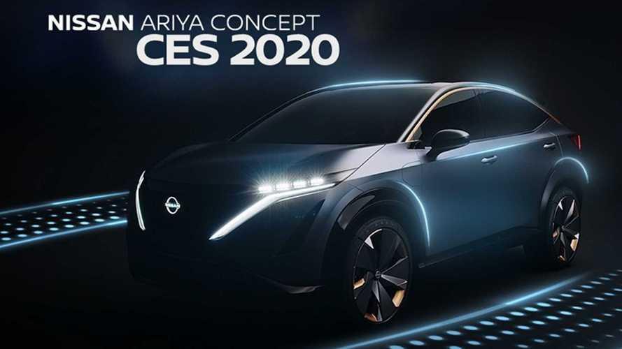 Nissan al CES 2020, la mobilità del futuro tra SUV e palline da golf
