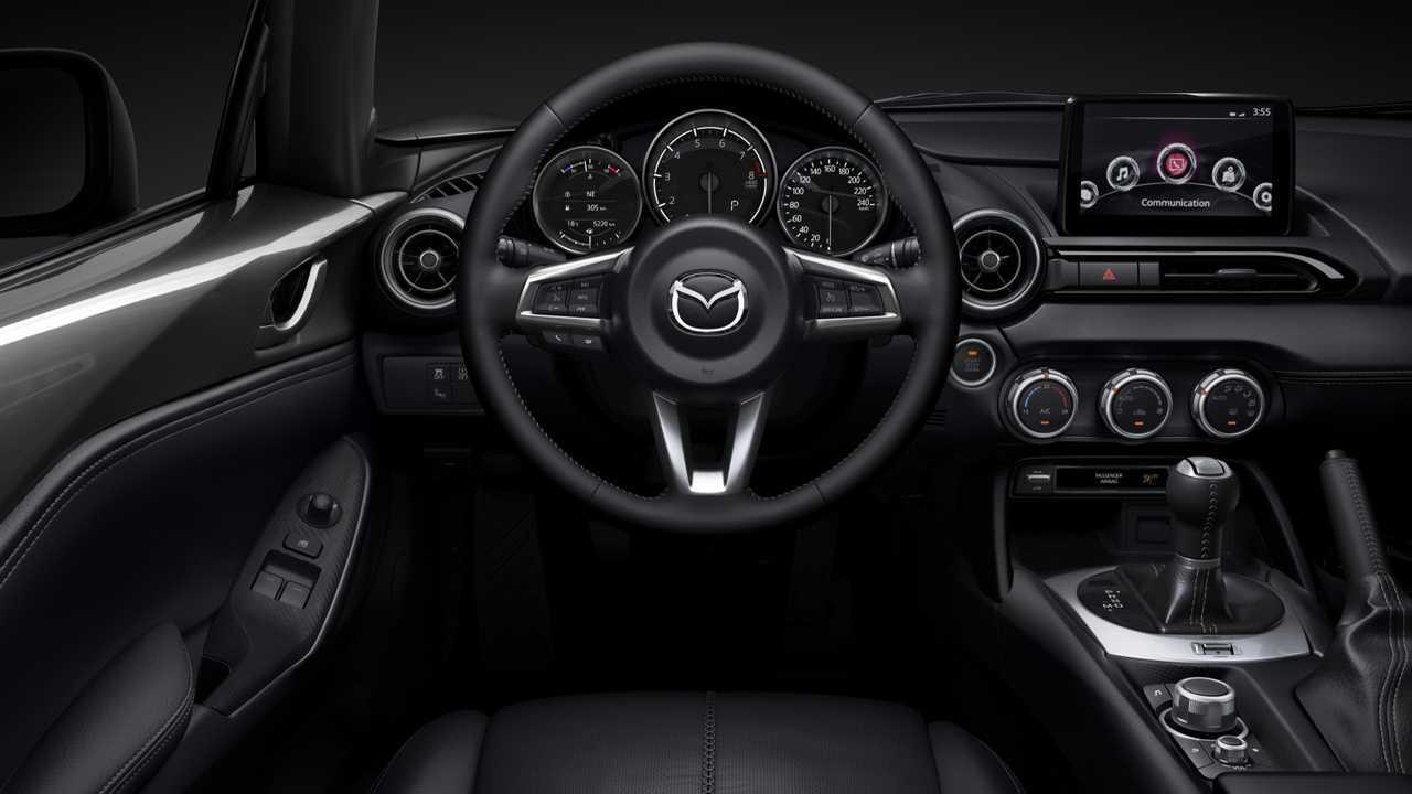 2020 Mazda MX-5 Performance and New Engine