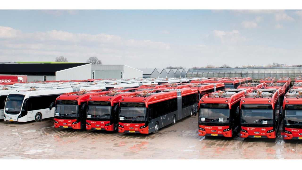 VDL Bus & Coach electric buses