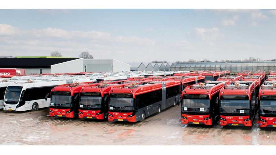 Amply Power Lowers Electric Bus Operator's Electricity Costs By 40%