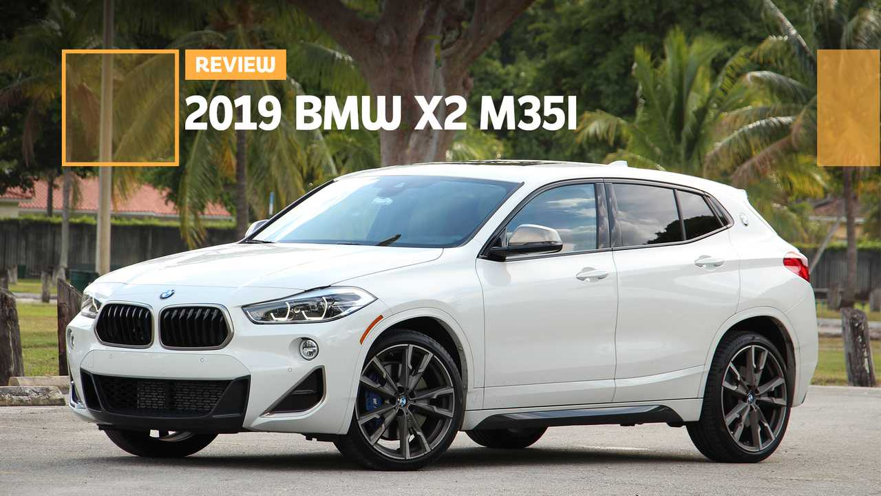 2019 BMW X2 M35i: Review