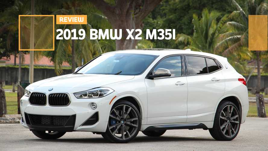 2019 BMW X2 M35i Review: What Are You?