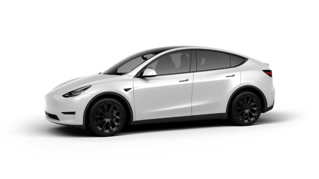 Tesla Model Y (design studio)