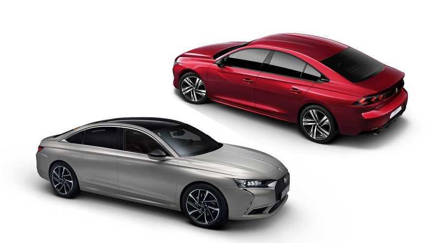 Peugeot 508 und DS 9 im Vergleich: Wie ähnlich sind sich die beiden?