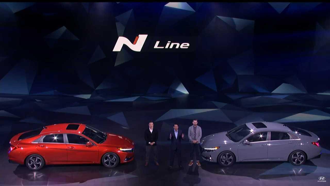Новая Hyundai Elantra: седьмое поколение