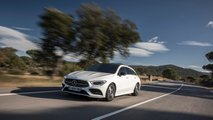 Essai Mercedes CLA Shooting Brake (2019)
