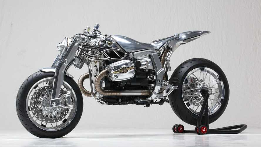 Officine Mermaid X Radikal Choppers: Project BMW R1100S