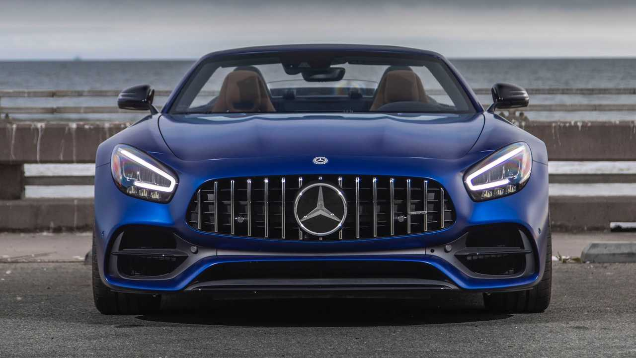 AMG Vehicle Subscription Service Will Cost You $3,595 Per Month - Motor1