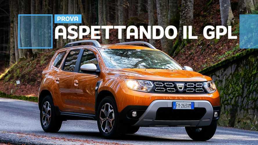 Dacia Duster 1.0 TCe, come va col 3 cilindri benzina