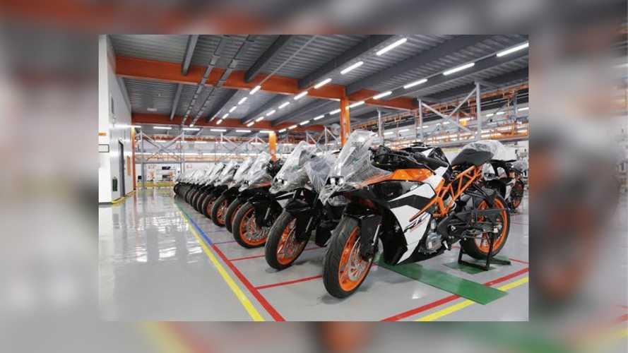 More KTM Bikes To Be Assembled In The Philippines