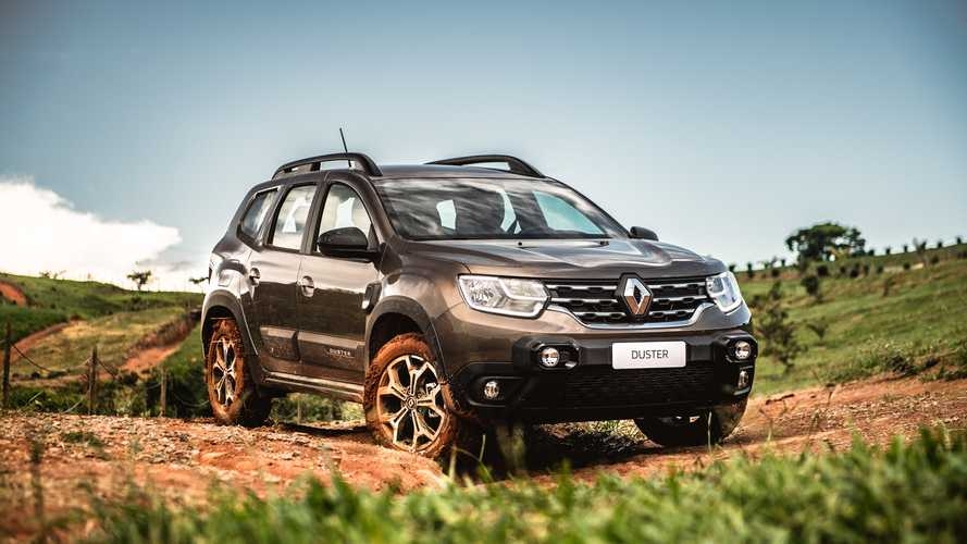 Renault Duster 1.3 turbo no México adianta novidades no Brasil