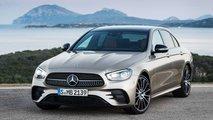Mercedes E-Klasse Facelift (2020) mit neuen Motoren (Update)