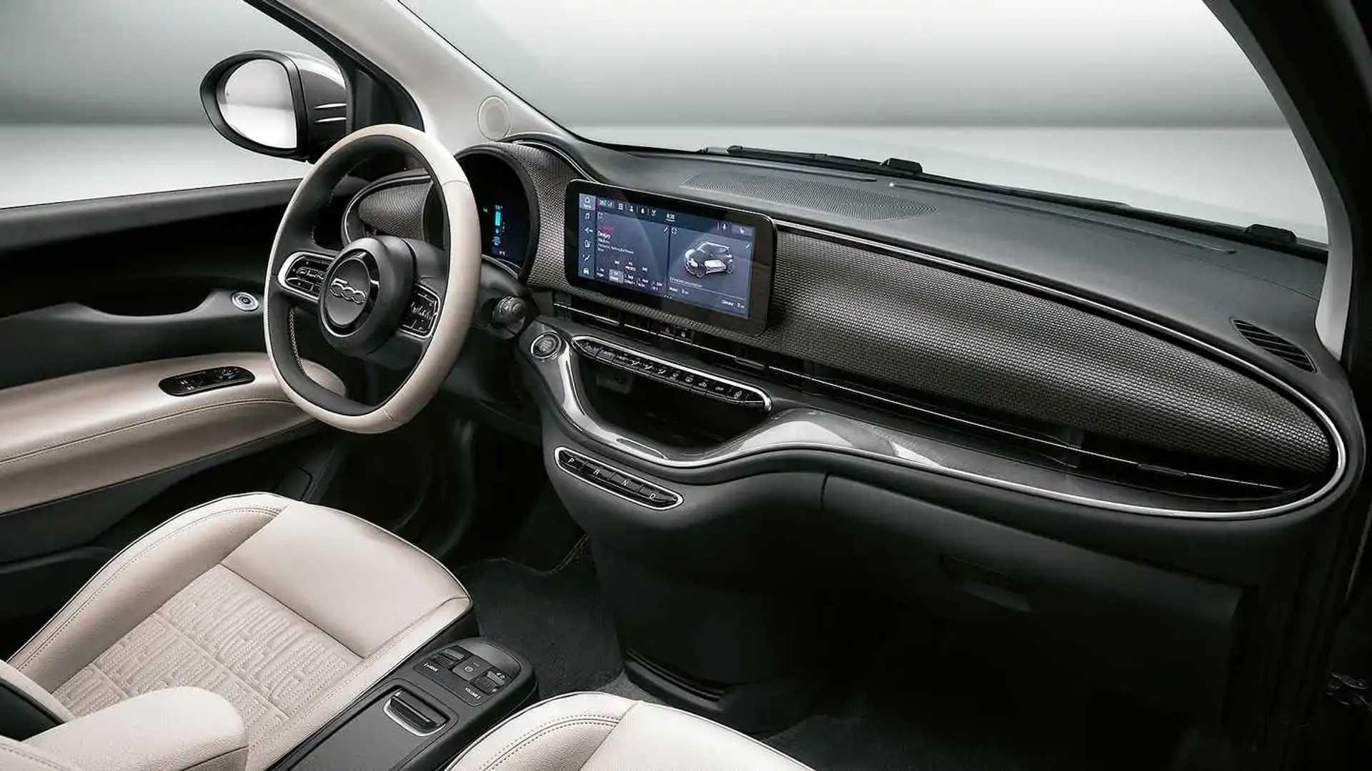 Fiat 500e (2020) 11