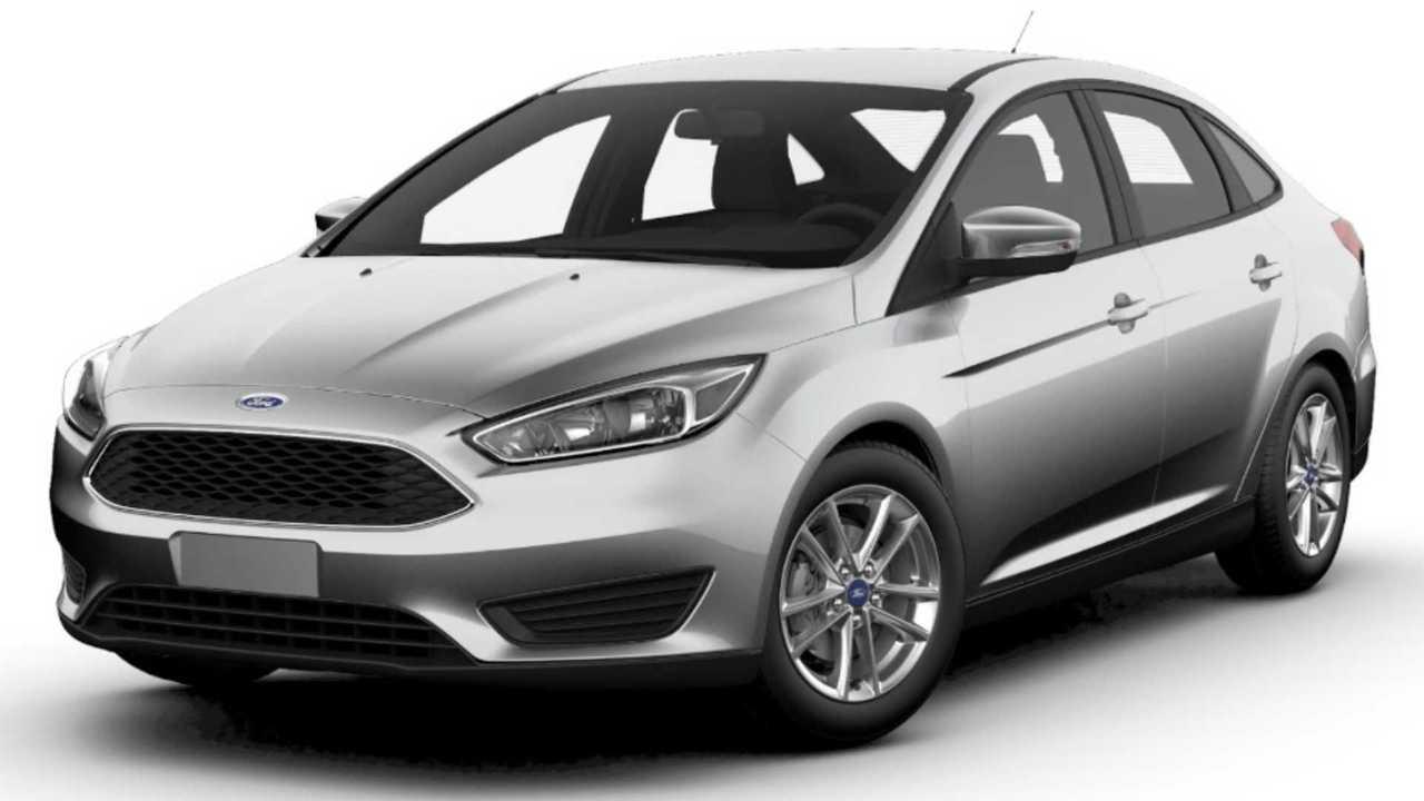 Ford Focus Sedan S - Uruguai