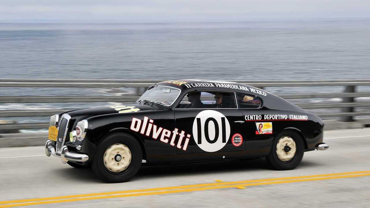 Lost Lancia Aurelia B20GT found and restored