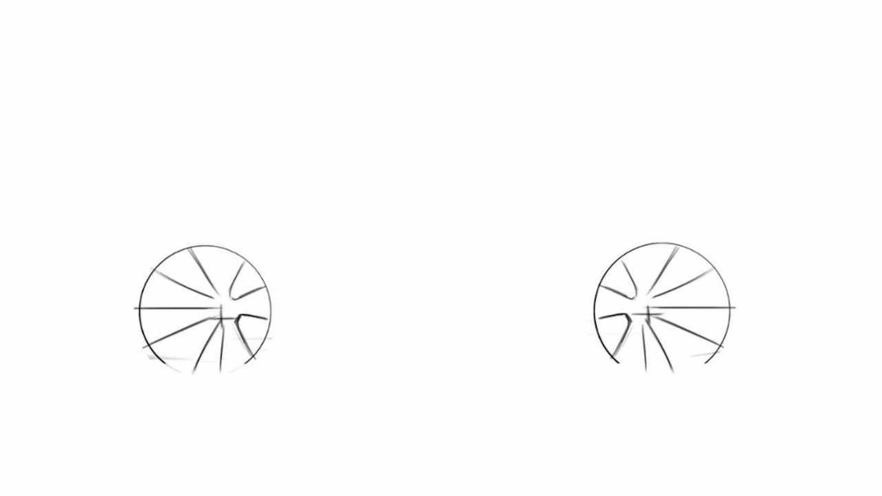 How To Draw A Porsche 911 - Step 1