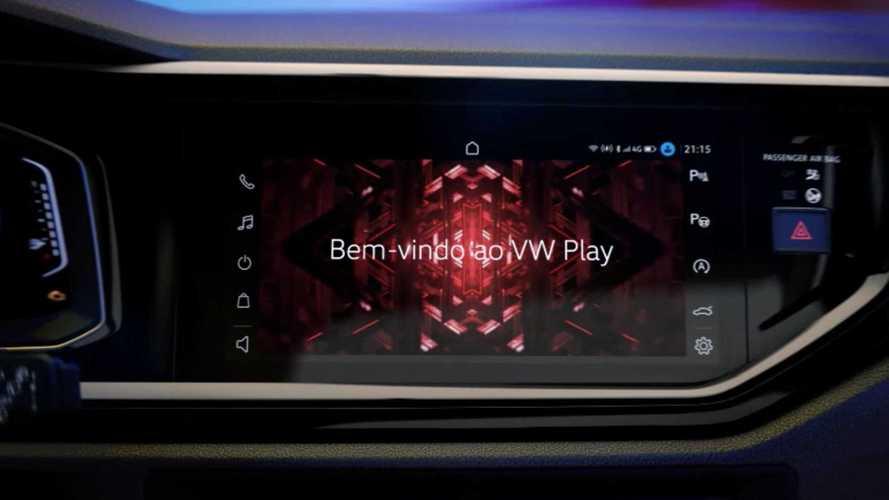 Novo Volkswagen Nivus mostra multimídia inédita e fica para 2º semestre
