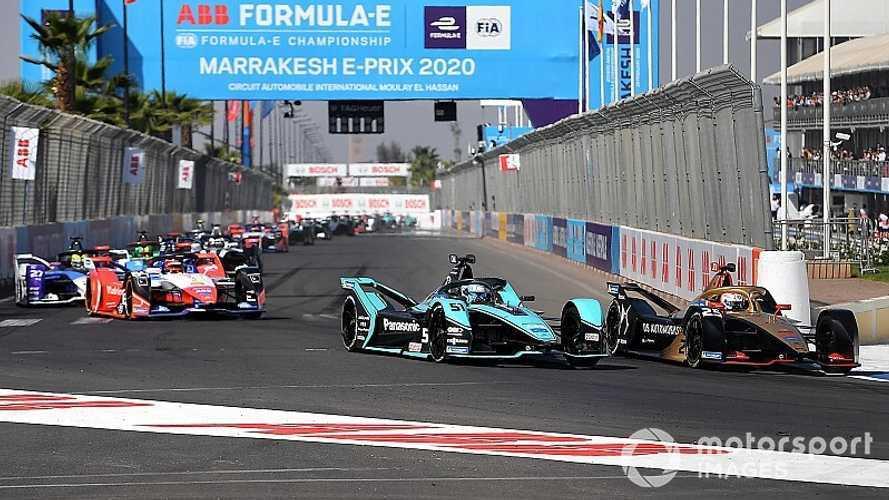 La Fórmula E suspenderá su temporada... ¡durante dos meses!