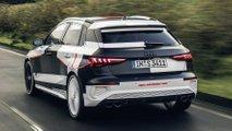 Audi A3 Sportback 2020, test drive in anteprima