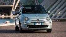 Fiat 500 Hybrid a confronto con le altre 500