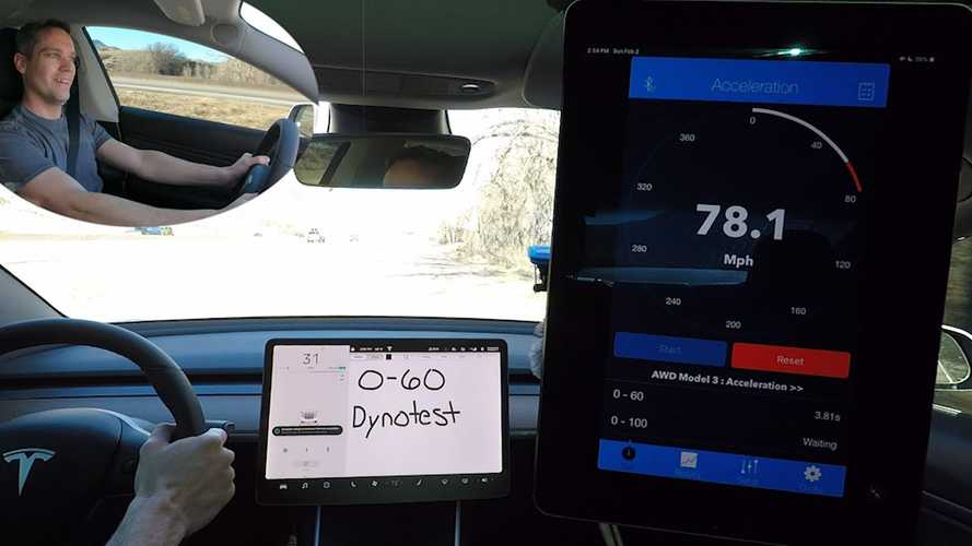 Does Tesla Model 3 Accelerate Better With Dyno Mode Engaged?