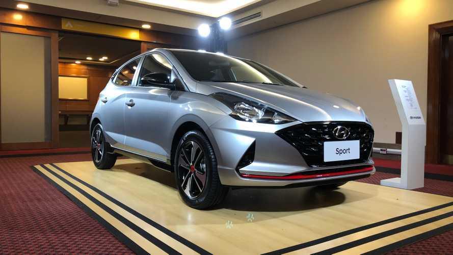 Hyundai lança HB20 Sport com motor turbo e visual esportivo por R$ 70.990