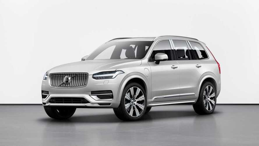 Next Volvo XC90 likely the company's last model with combustion engine