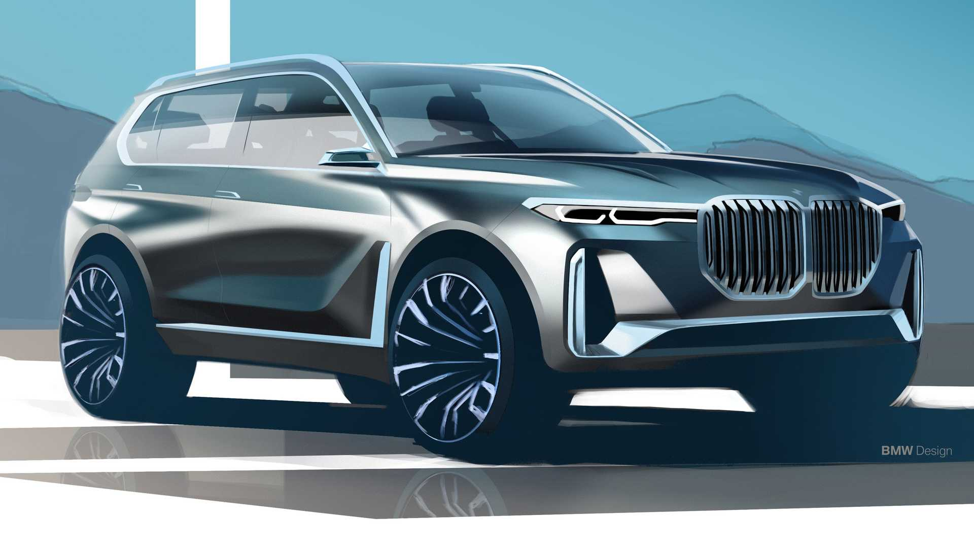 Bmw X8 M Trademark Could Hint At New M Suv Flagship Model