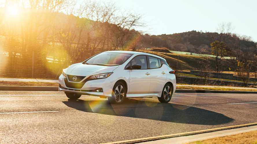 2020 Nissan LEAF Price Goes Up, Comes With More Standard Kit