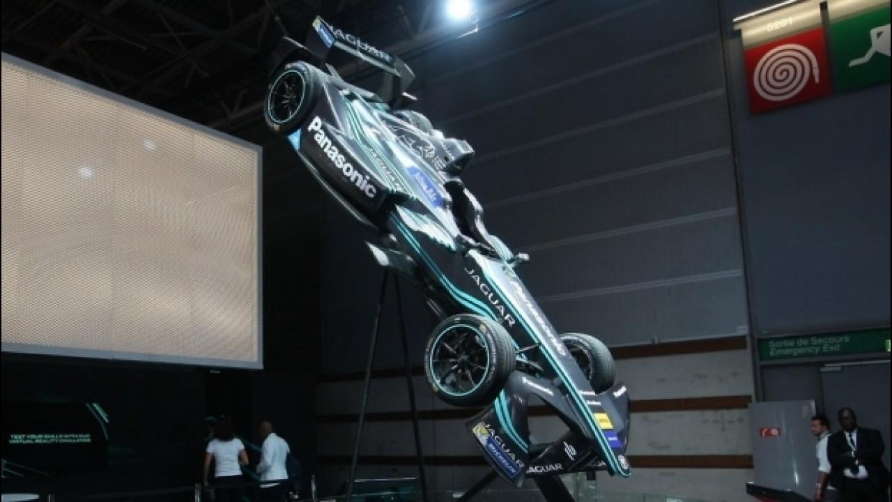 [Copertina] - Salone di Parigi, Jaguar guarda al futuro