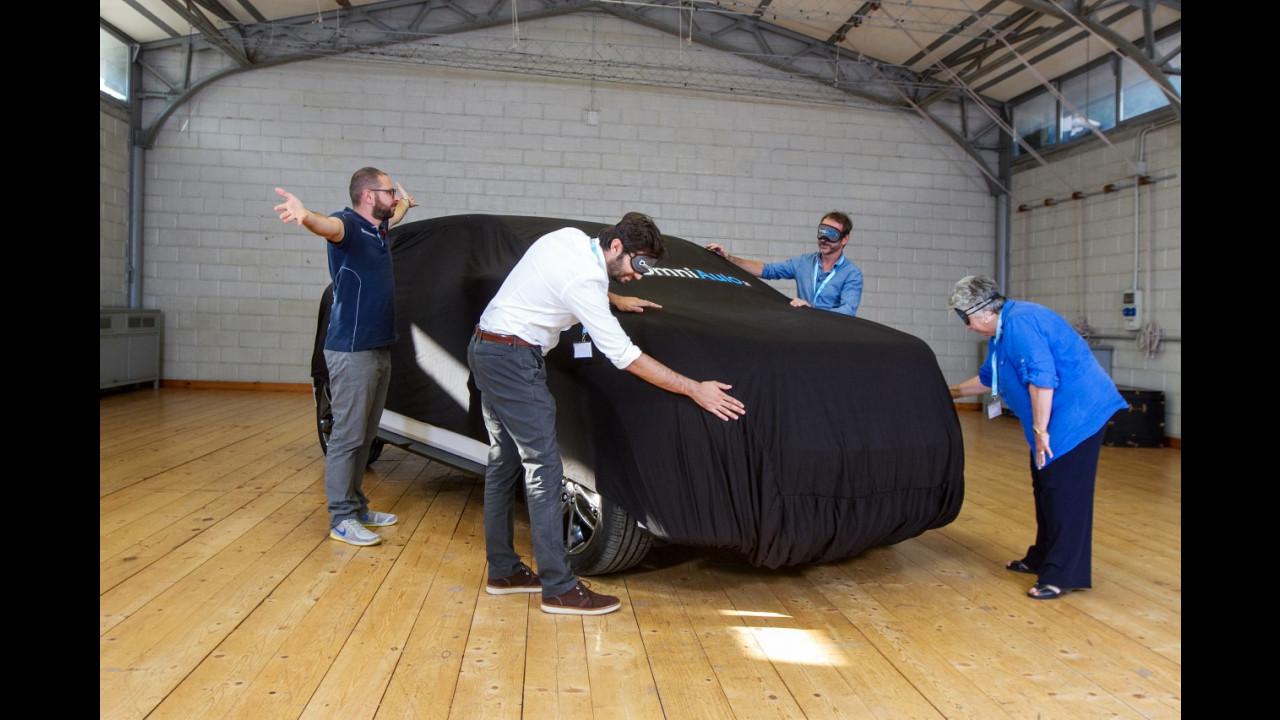 Ford Edge, la prova dei clienti premium 028