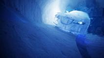 Saab Aero X Concept on Ice