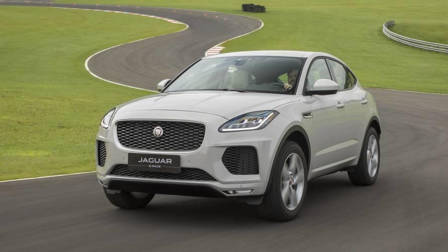 Jaguar E-Pace vira flex em duas versões a partir de R$ 233.800