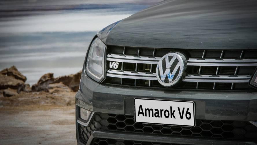 VW Amarok V6 de 258 cv começa a ser produzida em fevereiro