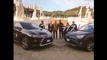 Toyota è Partner ufficiale del CONI
