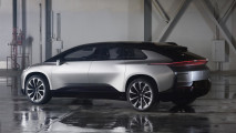 Faraday Future FF 91 vs Tesla Model X