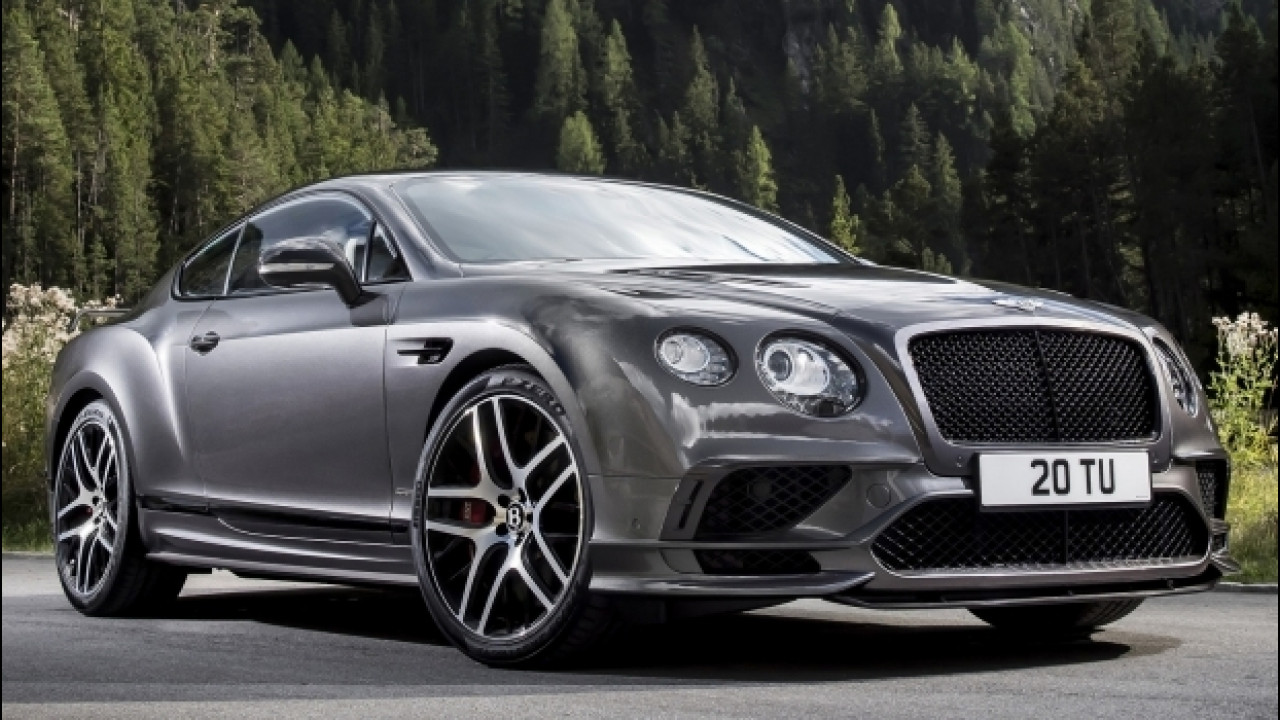[Copertina] - Continental GT Supersports, la Bentley più potente di sempre