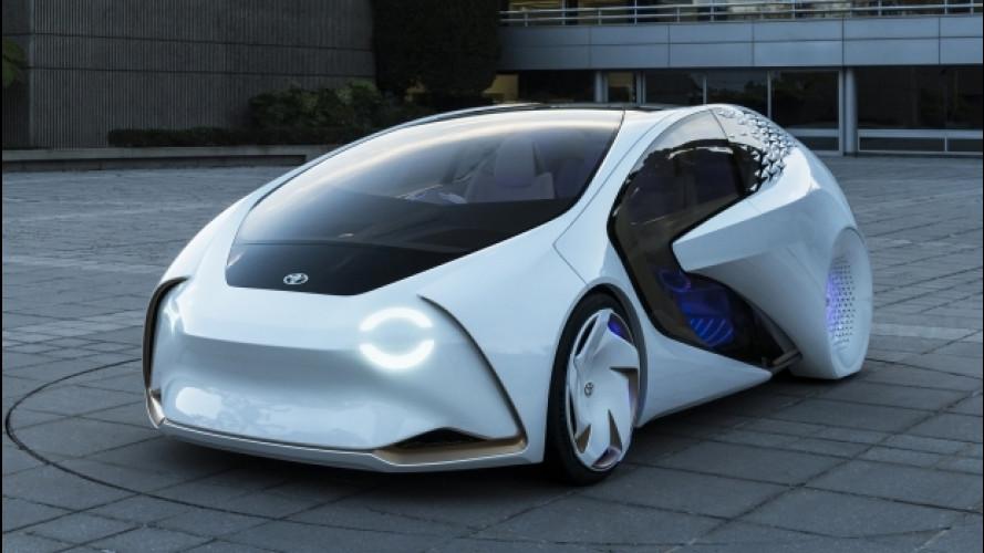 """[Copertina] - Toyota Concept-i, l'auto """"amica"""" dell'uomo"""
