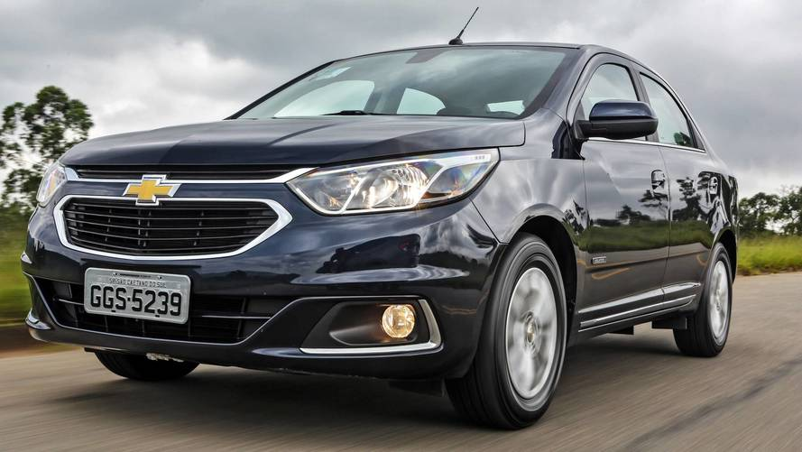 Chevrolet Cobalt deixa de ser produzido após 9 anos de Brasil