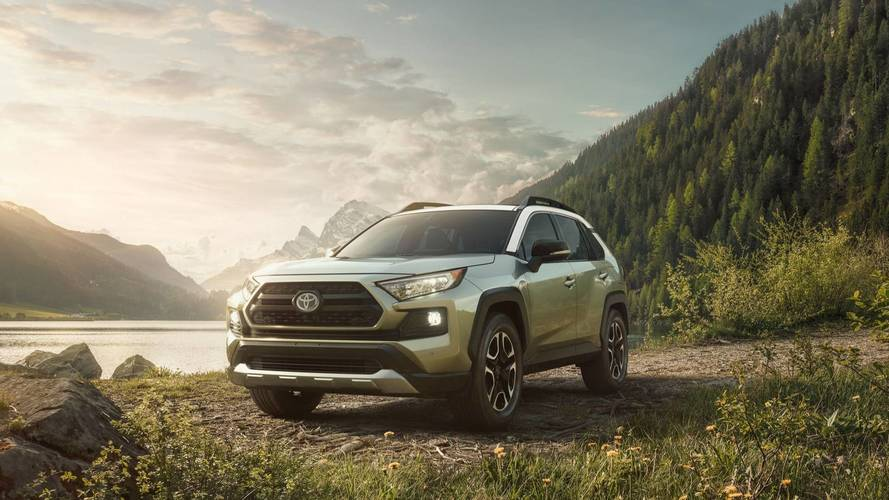 Toyota Ramping Up 2019 RAV4 Production With $1.1B Investment