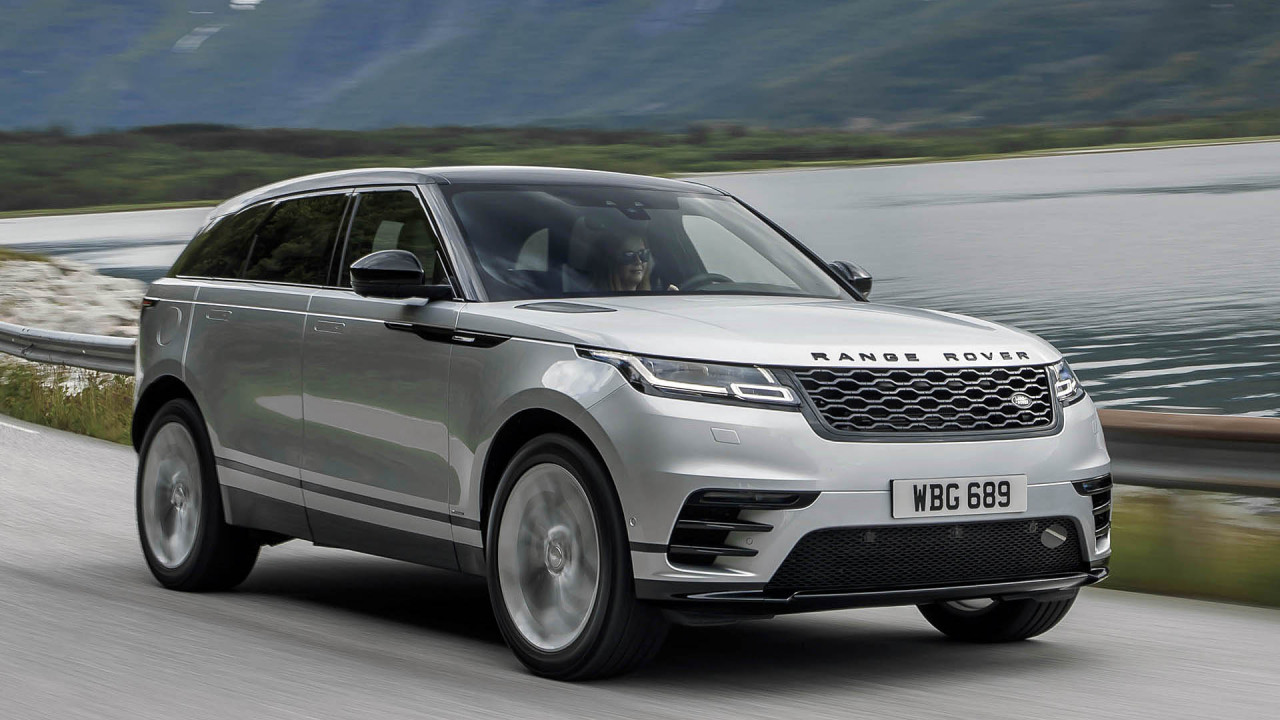 World Design Car of the Year: Range Rover Velar