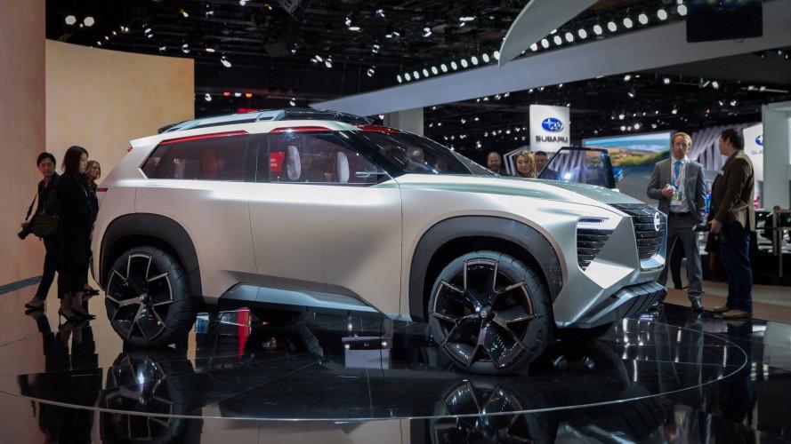 Nissan Xmotion, c'è tanto Giappone nei SUV del futuro