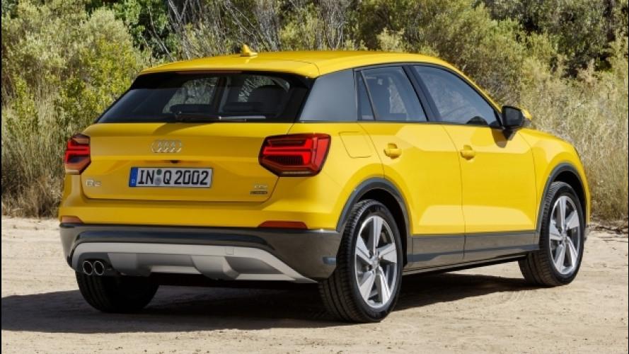 [Copertina] - Audi Q2, col 2.0 TDI diventa grande