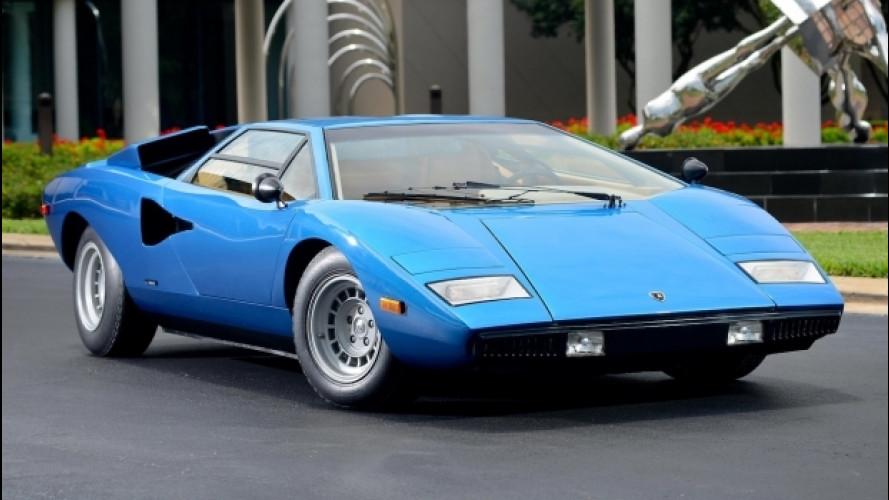Lamborghini Countach, il coraggio di cambiare