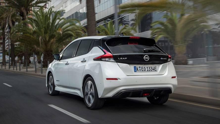Nissan vende um Leaf a cada 10 minutos na Europa