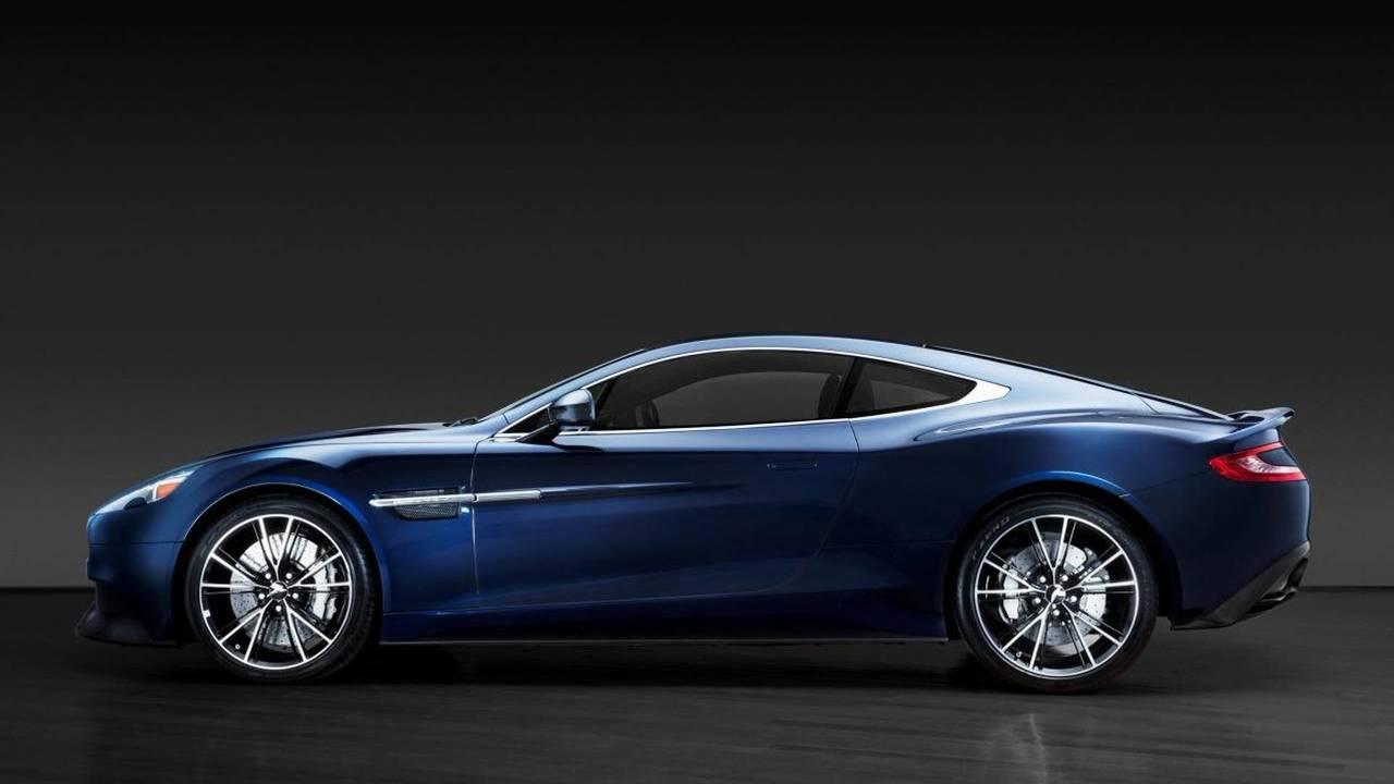 Aston Martin Vanquish de Daniel Craig