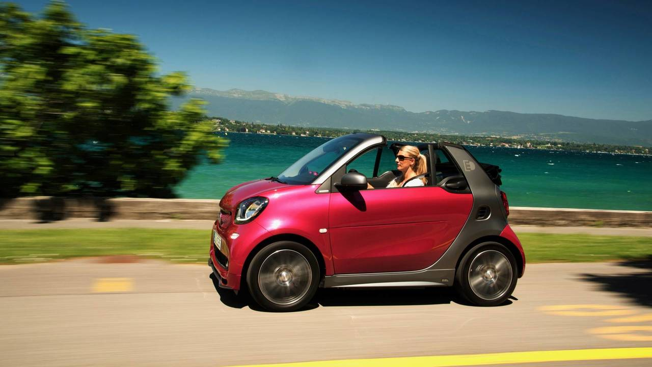 Smart Fortwo Cabrio - £13-14k