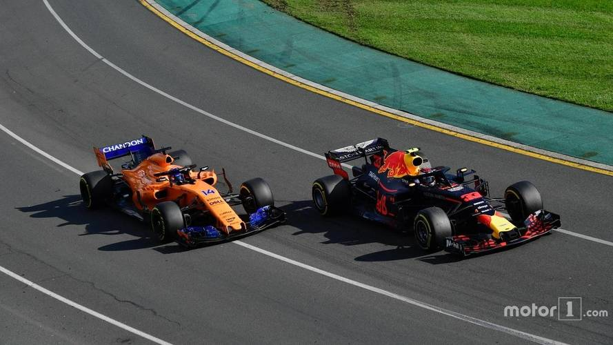 Alonso Wants McLaren To